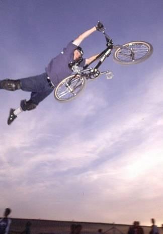 BMX (Mucho mas que una Bici)