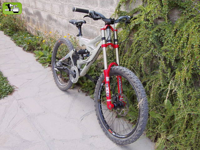 Rock SHox Boxxer 18cm Venta Bicicleta Btt