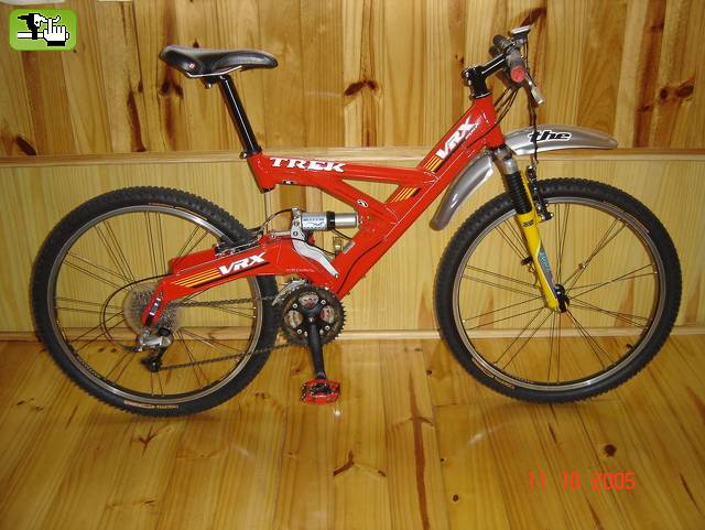 Trek Vrx 200 Doble Suspension Venta Bicicleta Btt