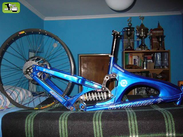 santa cruz v10 venta bicicleta btt