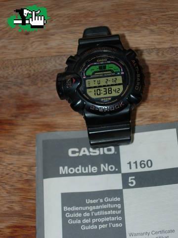 Venta Reloj CasioCon En Btt AltimetroBarometroEtcUsada SzMpqUGVL