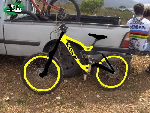 La Kona De Maxximum Destruction Bicicleta Btt