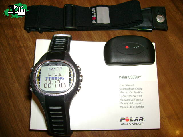 polar t31 coded transmitter manual
