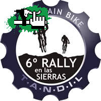 6to. Rally de Mountain Bike en las Sierras de Tandil