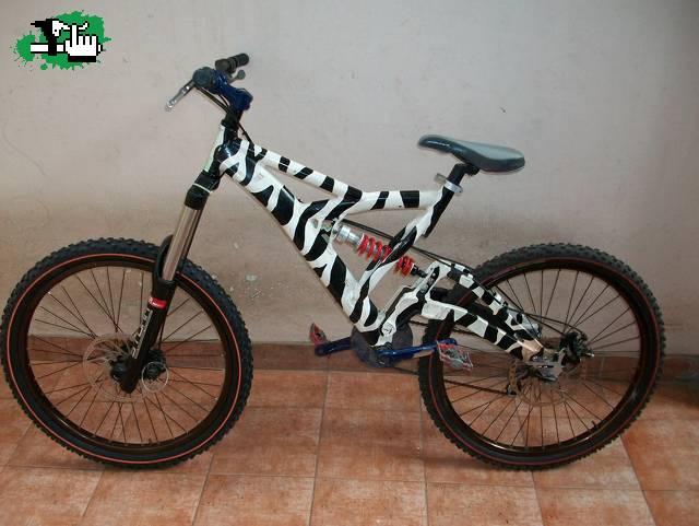 pintura ayuda!!!!! Bicicleta BTT