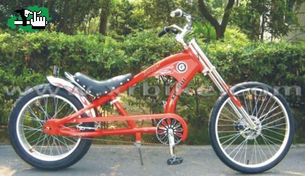 Bicicleta Chopper Importada nueva en venta BTT