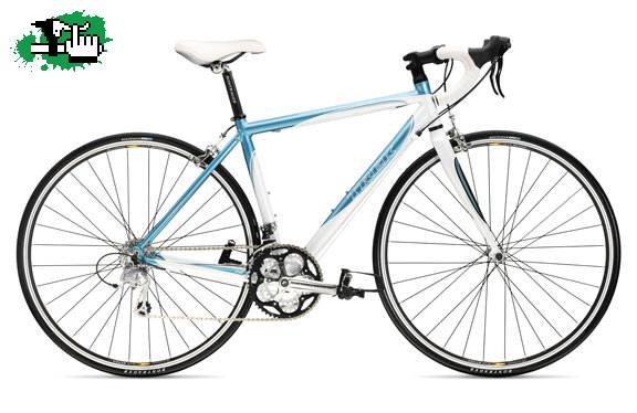 bicicleta trek wsd 1 2 47 cm  como nueva  para mujer  usada en venta btt