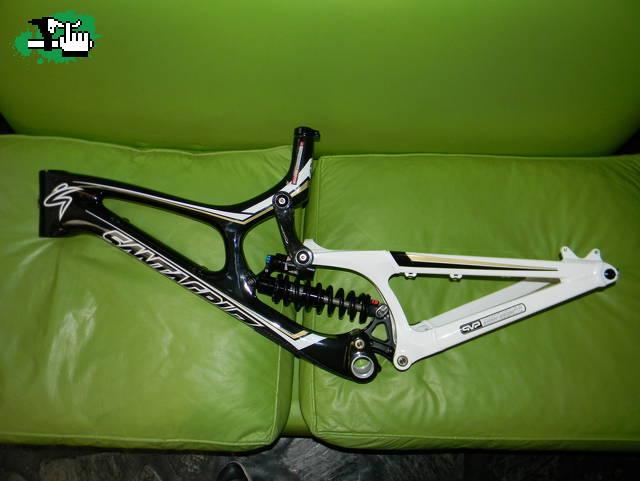 Bicicleta santa cruz v10 carbon nueva en venta BTT