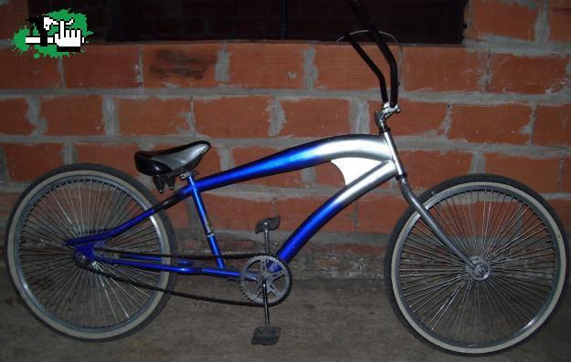 bici chopeer usada en venta BTT
