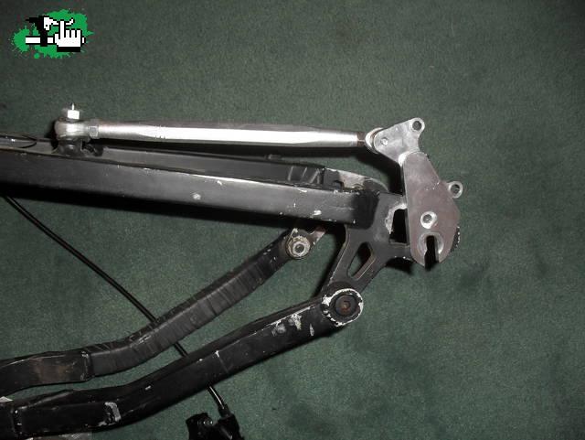 Anclajes para disco trasero foto bicicleta btt - Anclaje para bicicletas ...