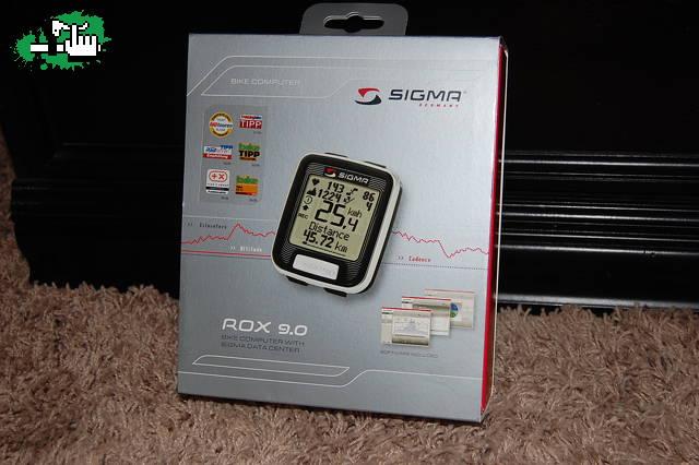 SIGMA ROX 9.0 usada