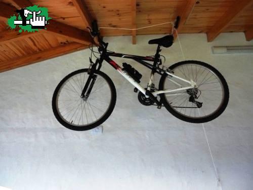 Soporte Para Bicicletas Nueva - Colgar-bici-techo
