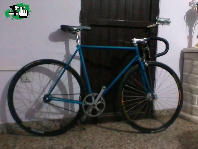 Bicicleta orlando mercuri usada