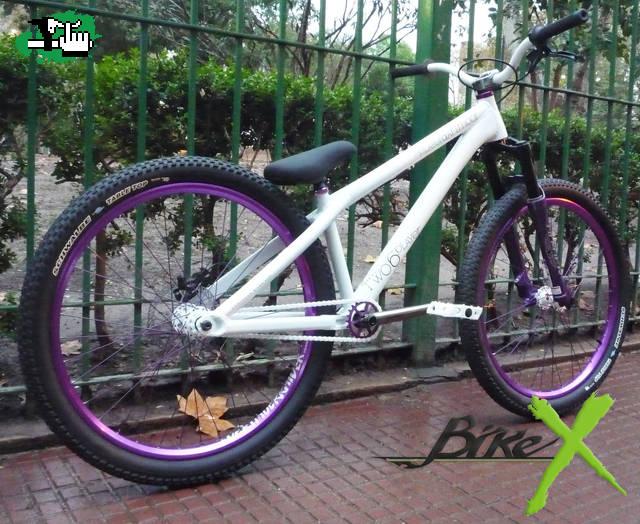 Nueva Bike Dartmoor Two 6 Player Foto Bicicleta BTT