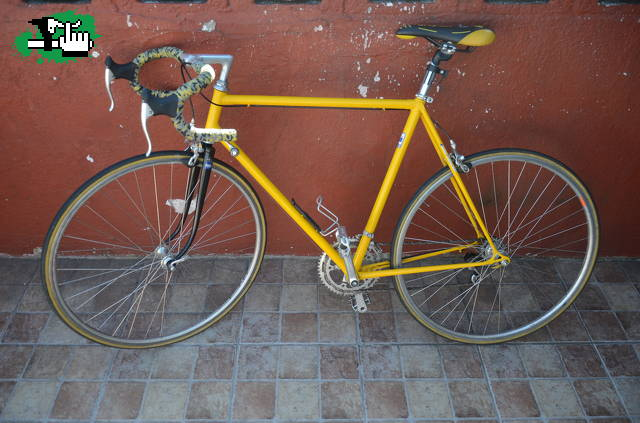 Bicicleta benotto de carrera ruta como nueva usada for Bicicletas antiguas nuevas
