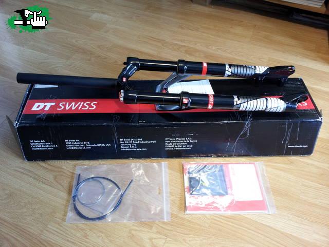 29 Dt Swiss Xmm 100mm Single Shot 29er 2012 Nueva    Nueva