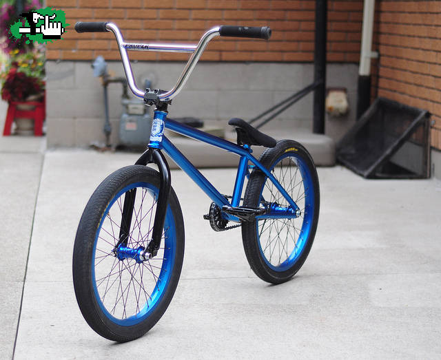 Dream check foto bicicleta btt for Pintar bicicleta spray