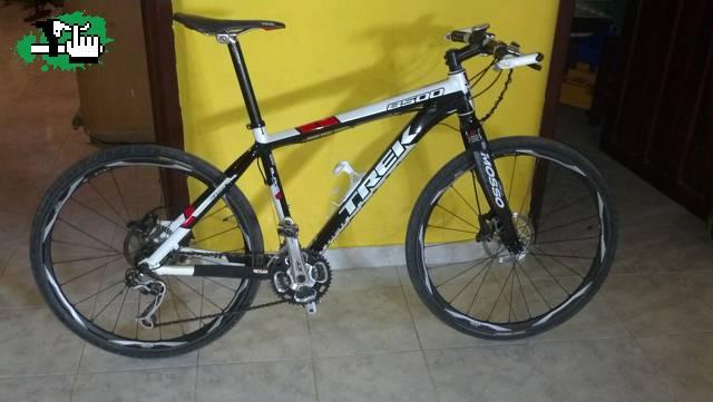 9ac0aa1b7a1 TREK 8500 usada Bicicleta en Venta - BTT