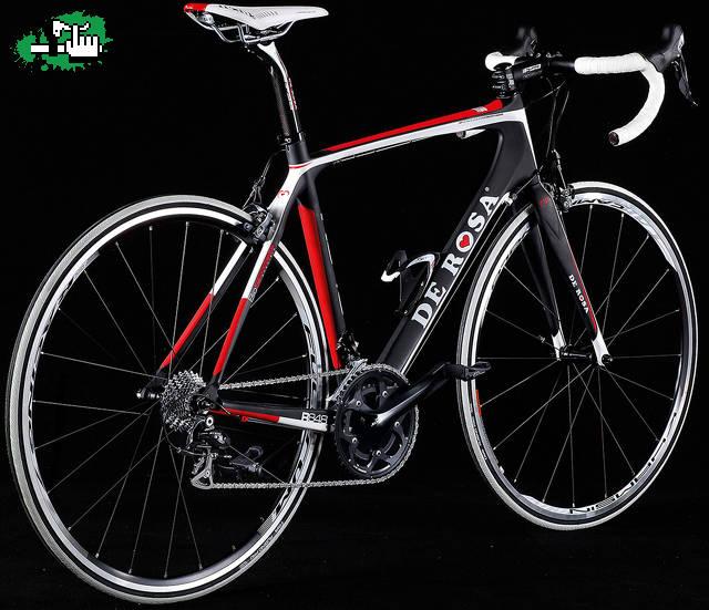 Bicicleta de Ruta De Rosa 848 2012 Cuadro Carbono nueva en Venta - BTT
