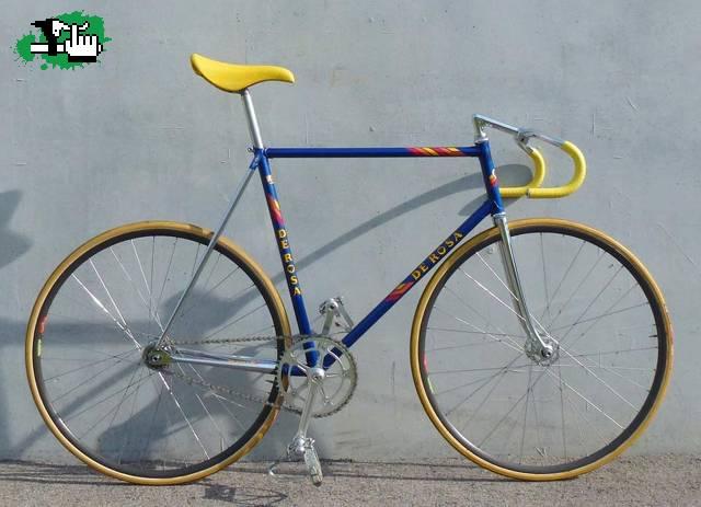 Pistera clasica foto for Bicicletas antiguas nuevas