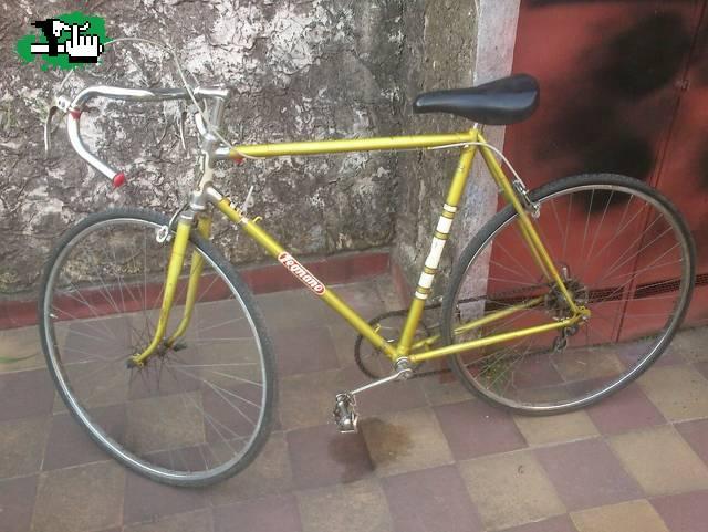 Antigua legnano media carrera de los 80 usada bicicleta en - Pintar llantas bici ...