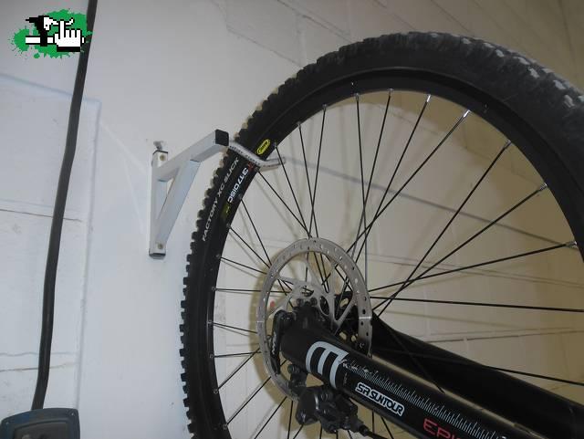 Gancho para pared nueva en venta btt - Gancho bicicleta pared ...