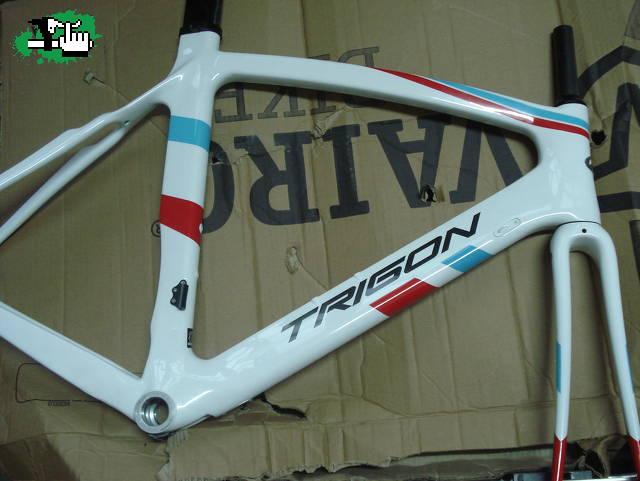 CUADRO TRIGON CARBON nueva Bicicleta en Venta - BTT