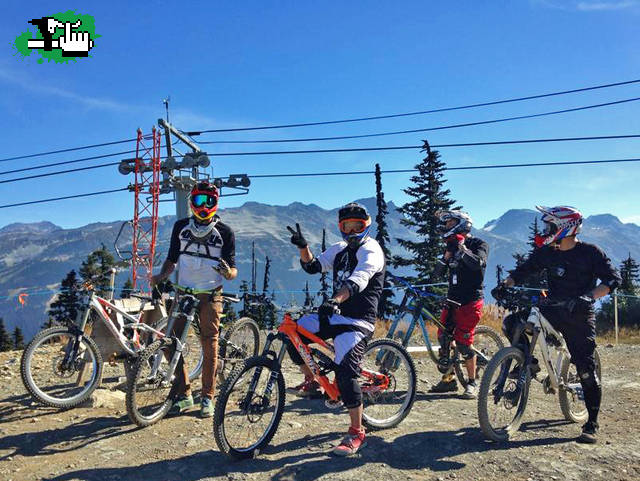 Getting to Whistler | Rapit Cycle