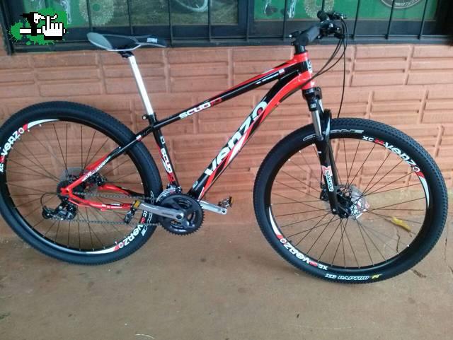 66c8b7bdd BICICLETA VENZO SCUD RODADO 29 nueva Bicicleta en Venta - BTT