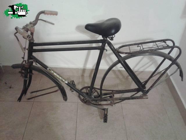 Cuadro estilo bici inglesa usada en Venta - BTT