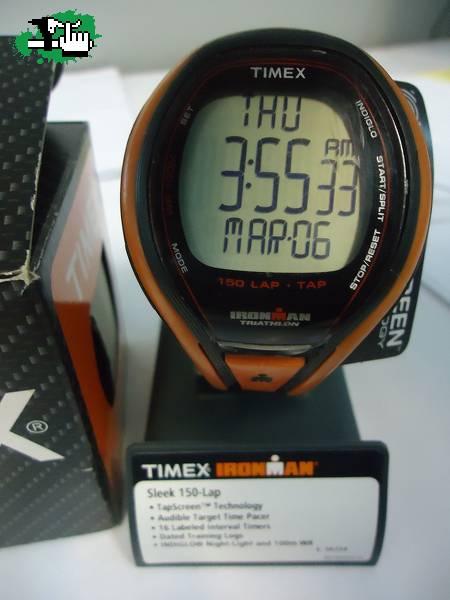 c45f3e6a5aa3 Timex T5k254 Ironman 150 Lap usada en Venta - BTT