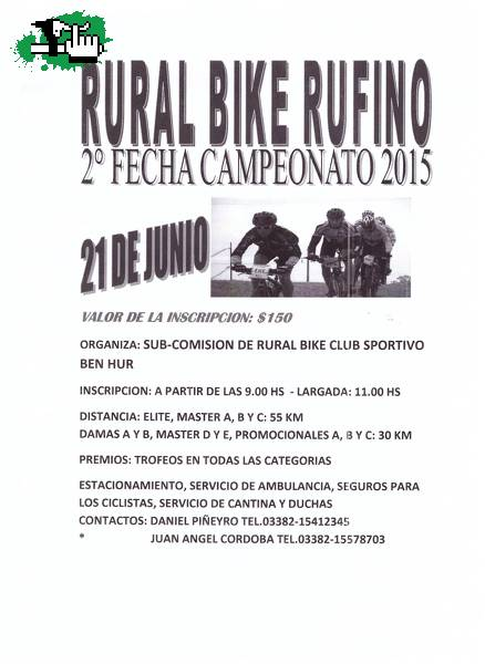 Rural Bike Rufino