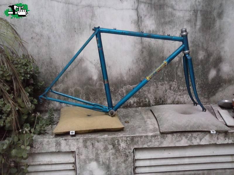 VENDIDO Cuadro Orlando Mercuri talle 50 usada Bicicleta en Venta - BTT