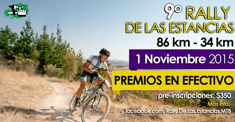 9 Rally MTB De Las Estancias