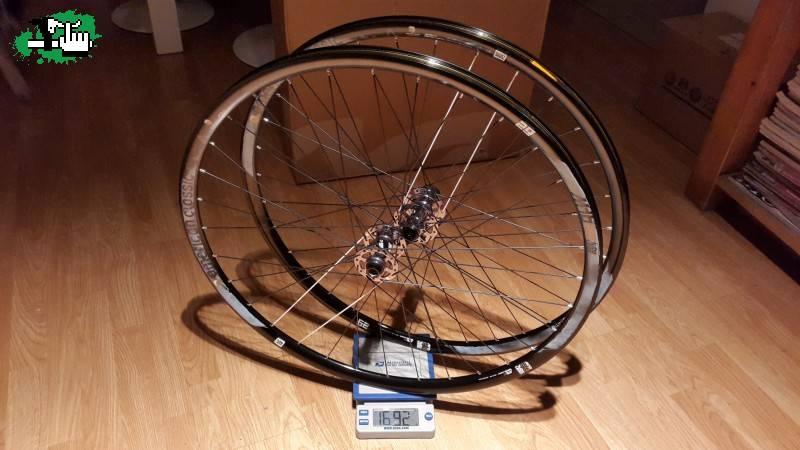 ruedas american classic mtb tubeless 29 nueva en venta