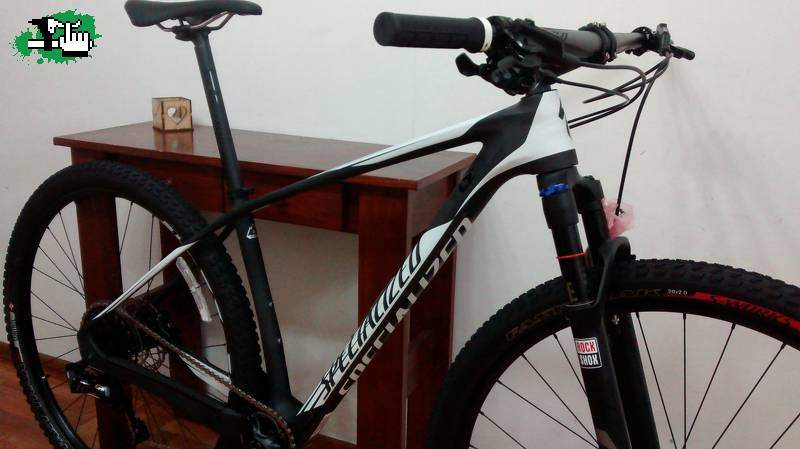 af78f02e69b Specialized Stumpjumper COMP CARBON 29 WORLD CUP 2016! Talle M nueva ...