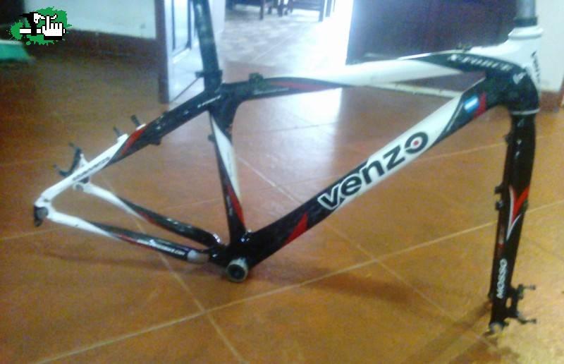 cuadro VENZO X-FORCE ROD.26 usada Bicicleta en Venta - BTT