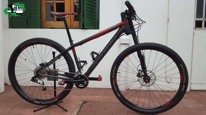 3c451a9b0d5 Cannondale F29 Carbon 3 2015 Talle M usada Bicicleta en Venta - BTT