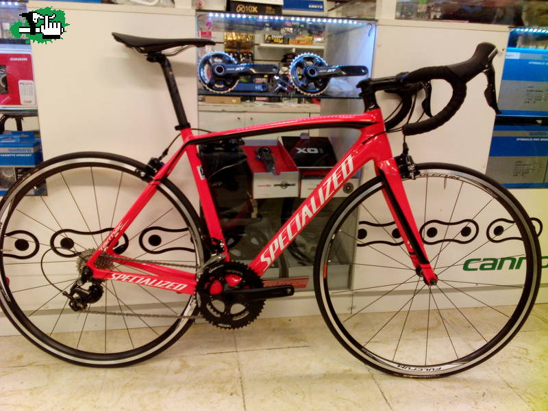 Bicicleta Specialized Tarmac de Carbono - 2016 nueva Bicicleta en ...