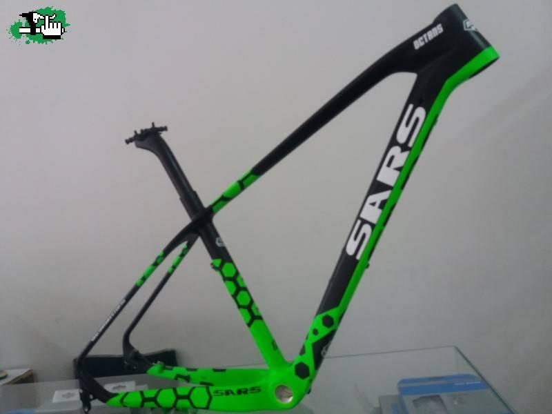 Cuadro SARS Octans 27.5 CARBONO nueva Bicicleta en Venta - BTT