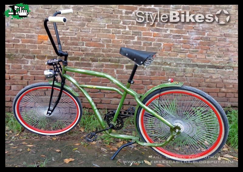 Bici artesanal Vintage usada en Venta - BTT