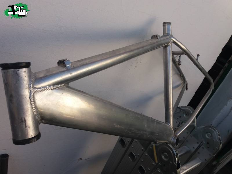 Cuadro aluminio 26\