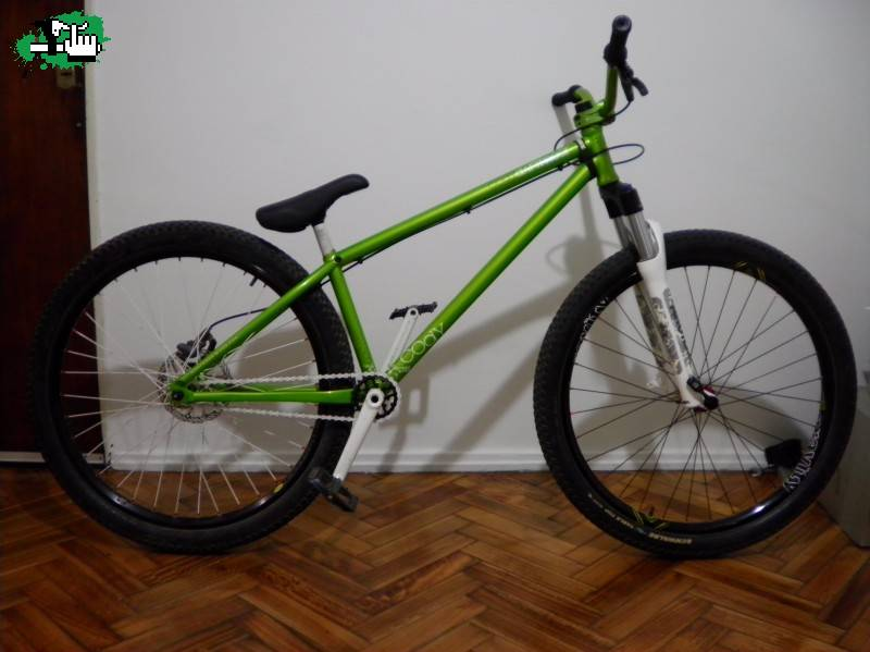 Dartmoor Cody Full Cr-Mo Posible permuta por moto usada Bicicleta en ...