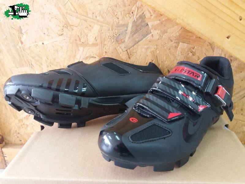 Zapatillas MTB Exustar SM364 c/ cricket nueva en Venta - BTT