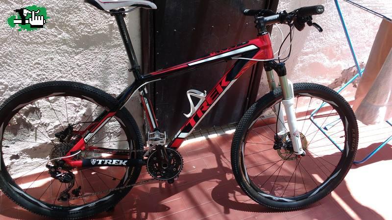 28e4f81fb10 IMPECABLE ESTADO -TREK 8500 usada Bicicleta en Venta - BTT