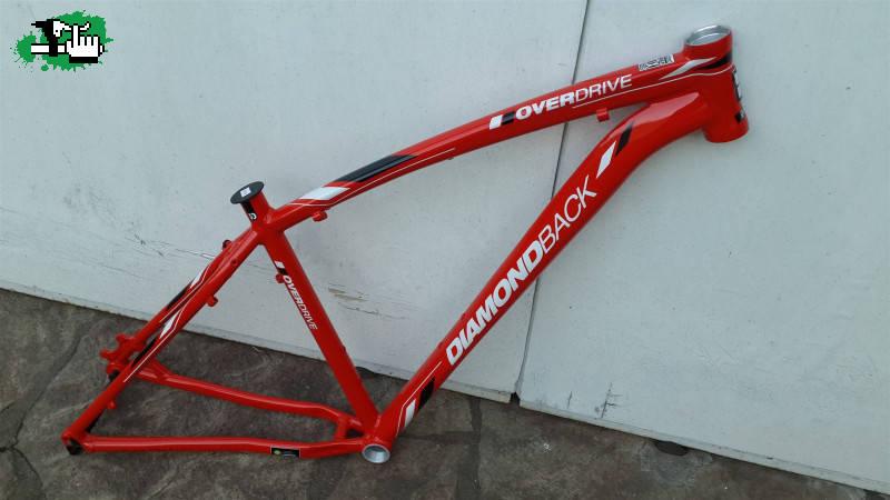 Cuadro Mtb Diamondback Rodado 29 Disco Talle 18 nueva Bicicleta en ...