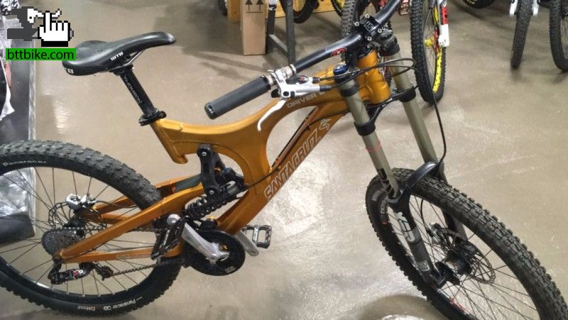 Doble Amortiguacion Santa Cruz Driver 8 DH 2012 usada Bicicleta en ...