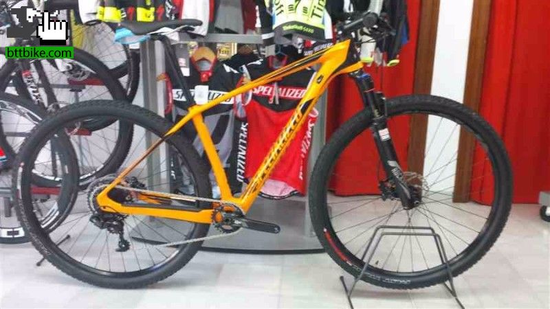 e20e1f41d8d VENDIDO Specialized Stumpjumper Comp Carbon World Cup. $ 61900 pesos.  MzaE-Shop