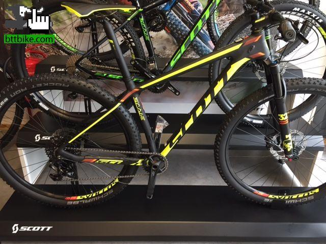 4da8da035e8 VENDIDA !!!!!!! SCOTT SCALE 930 2017 nueva Bicicleta en Venta - BTT