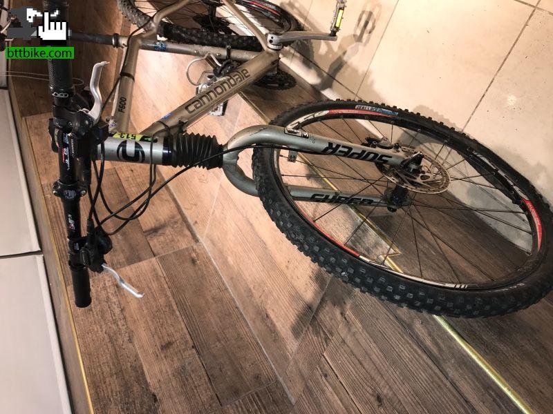 0d0cef90cc6 Vendido Cannondale f600 usada Bicicleta en Venta - BTT